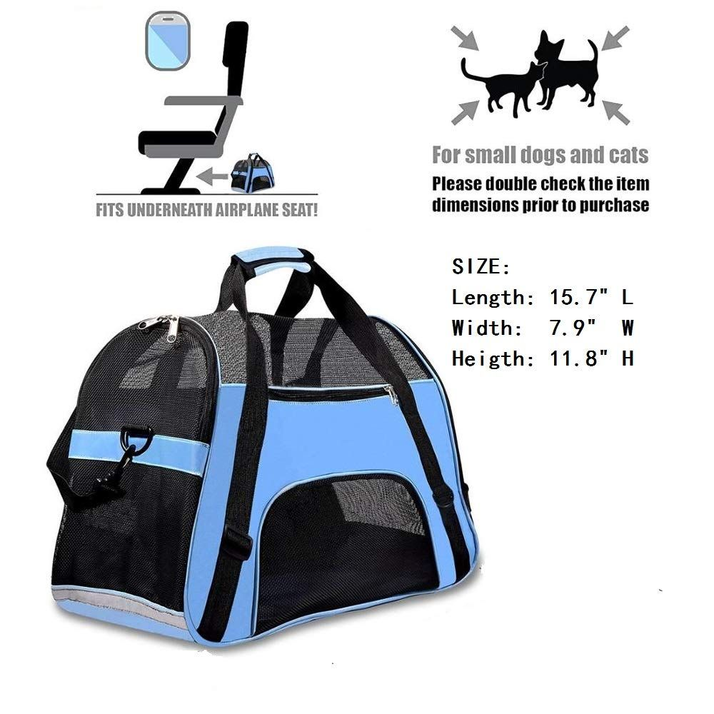 Tiyolat Pet Carrier Bag See This Great Product It Is An Affiliate Link To Amazon In 2020 Pet Carrier Bag Pet Carriers Carrier Bag