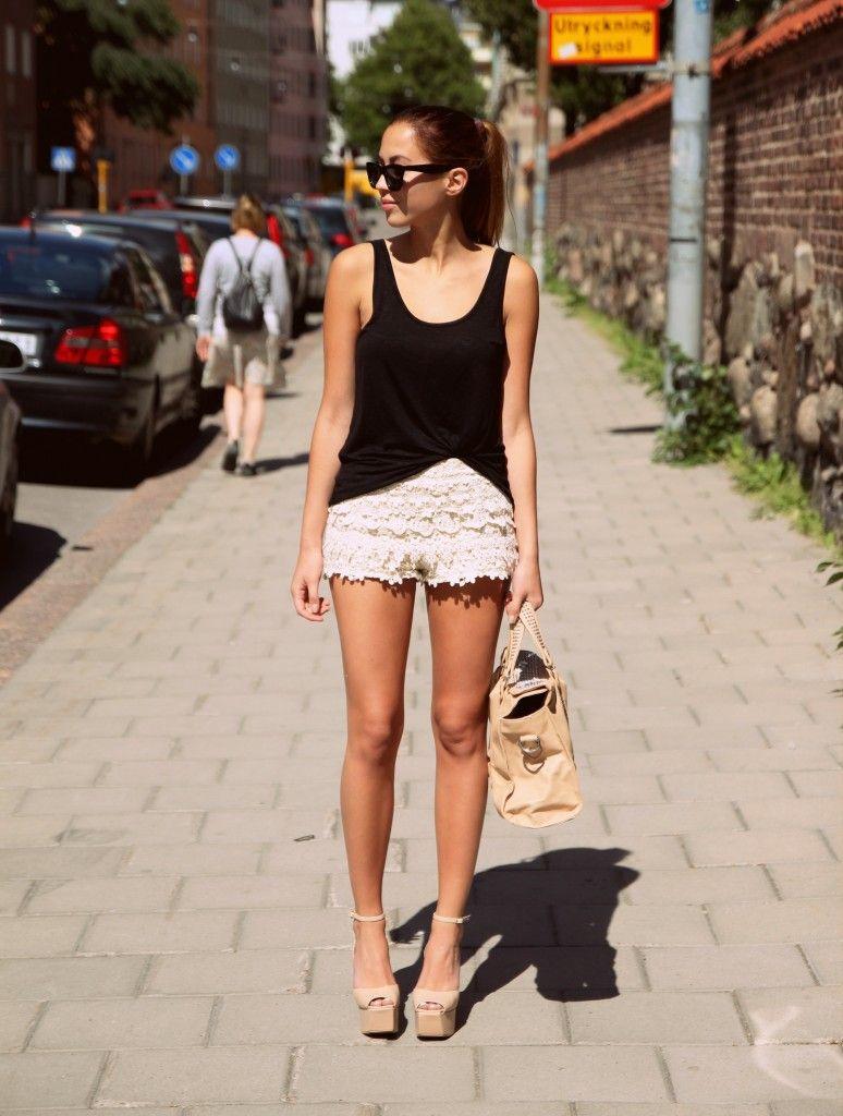 Kenza, swedish blogger