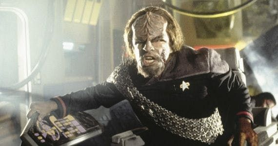 Michael Dorn Confirms He's Working on a 'Star Trek: Captain Worf' TV Series [UPDATED]