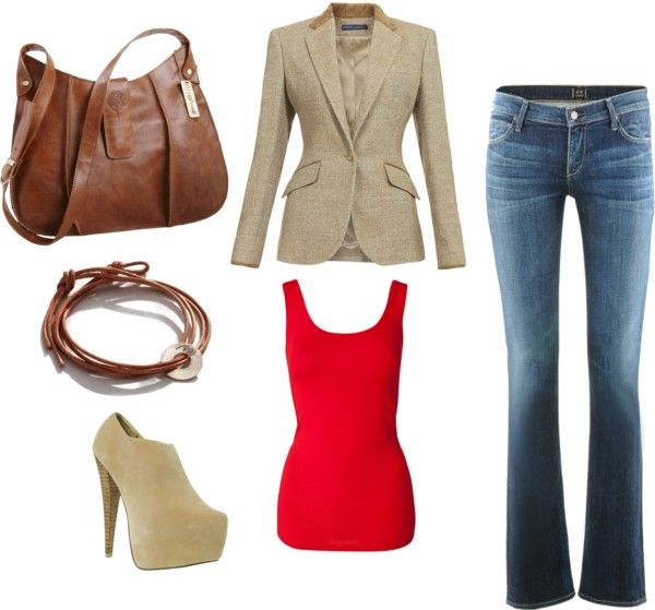 """""""outfit de viernes"""" by alexa0106 on Polyvore"""