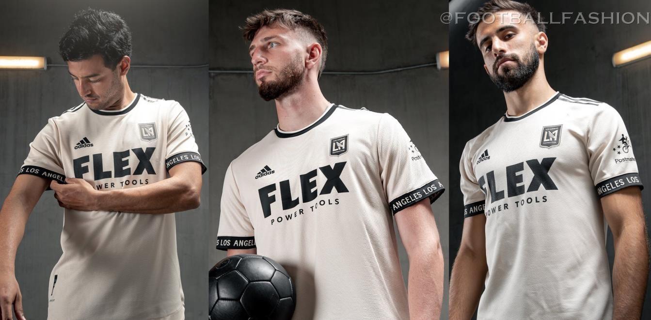 LAFC 2021/22 adidas Away Jersey - FOOTBALL FASHION in 2021 | Los ...