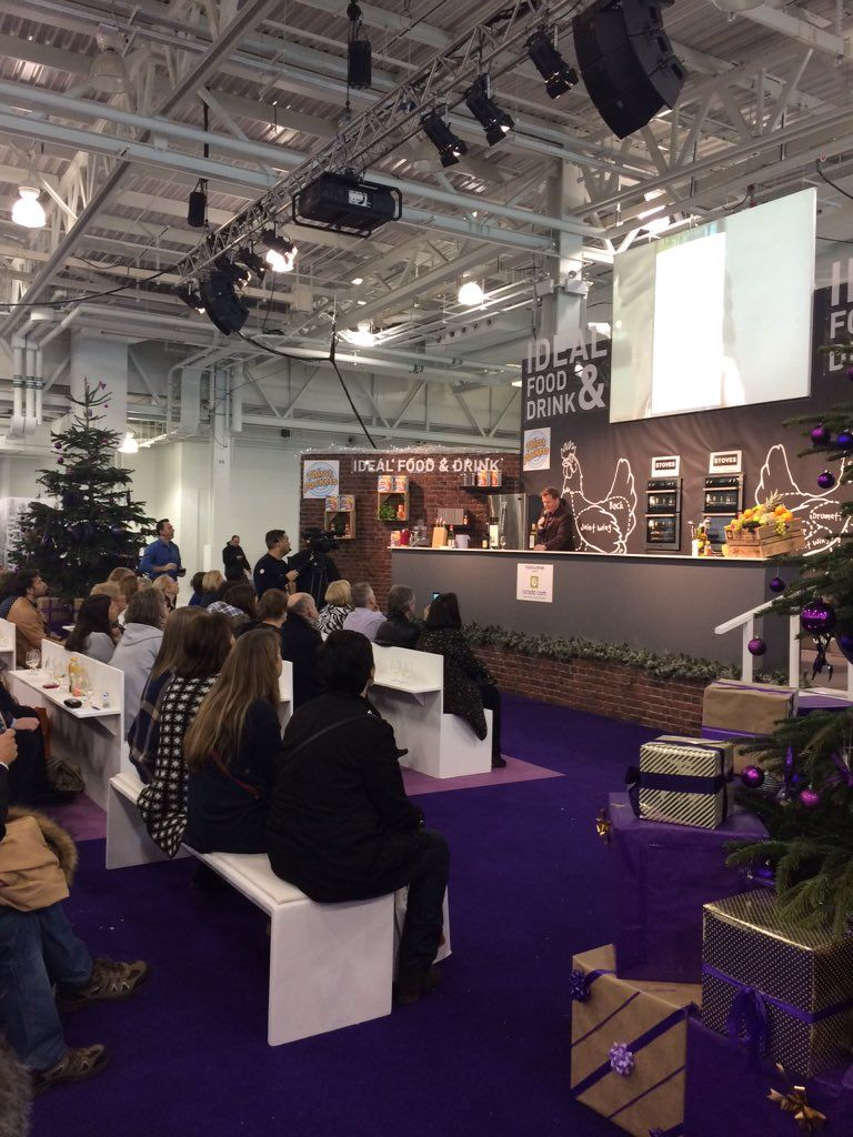 ideal home show christmas 2015 in london ideal home show christmas