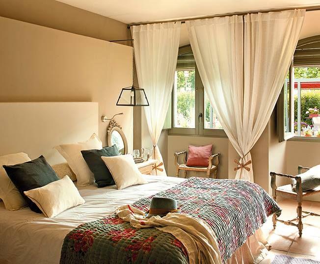 El Mueble ¡Cambia tu #cabecero y cambiará toda la habitación! ¿Necesitas ideas? ¡Míralas aquí! http://goo.gl/TXOIiP Foto por: S. Rademakers y P. Peris.