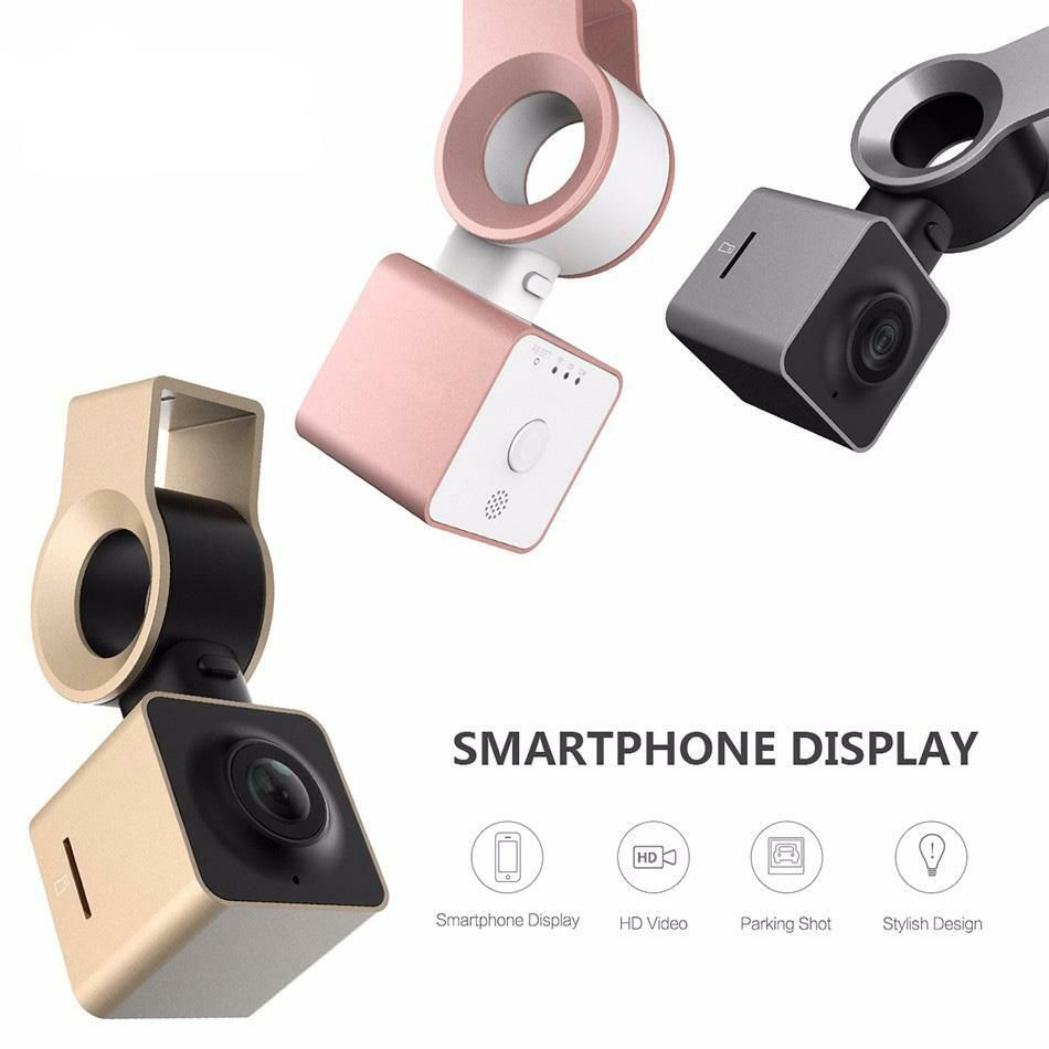 Smart DVR Car Camera Dashcam Video Recorder G-Sensor WDR Night Vision Full HD 1080P