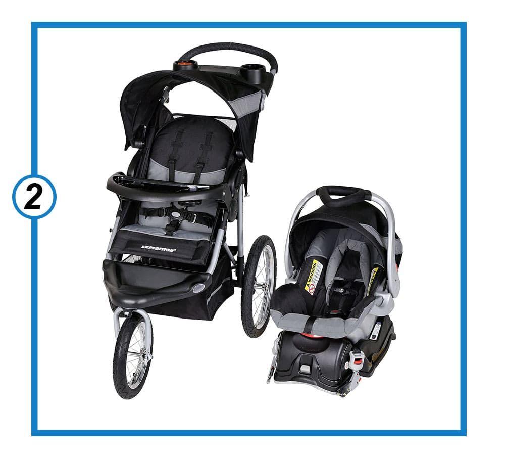 14+ Baby trend jogger stroller tires info