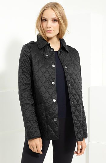 Burberry Brit 'Pirmont' Quilted Jacket | Nordstrom | M Y ... : burberry brit fairstead quilted jacket - Adamdwight.com