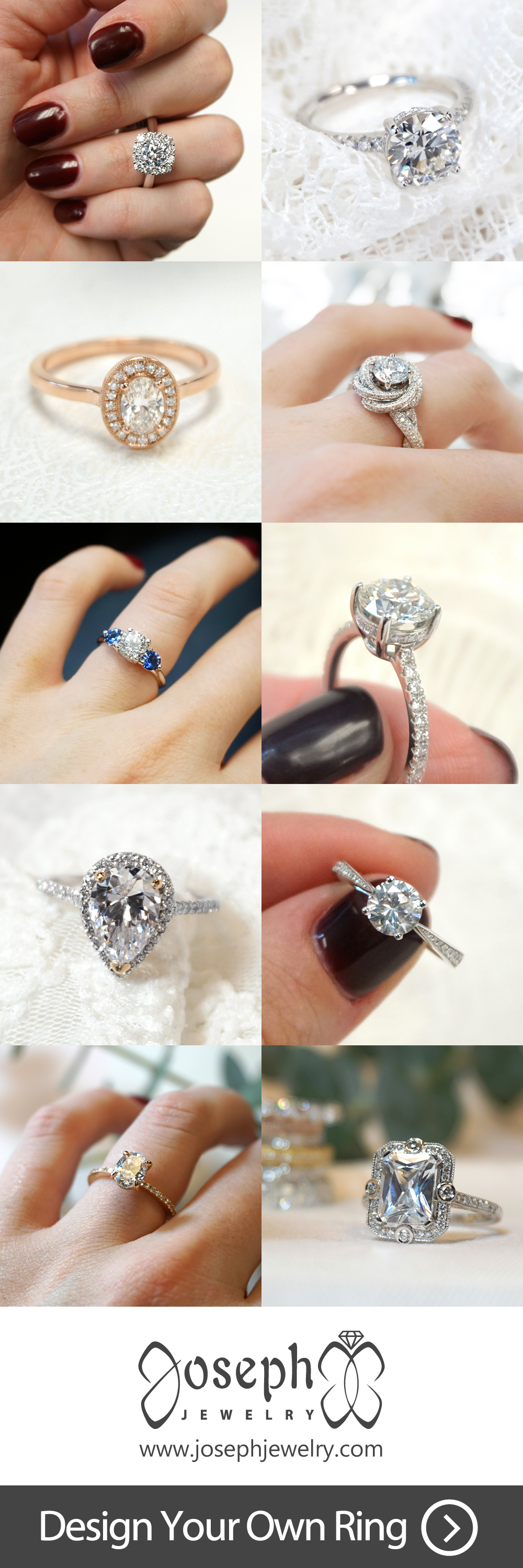 ring create with custom regard wedding jewellery name online own your design rings to