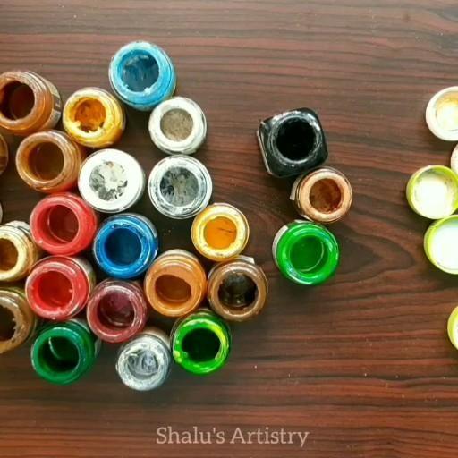 Miniature Bottle Art