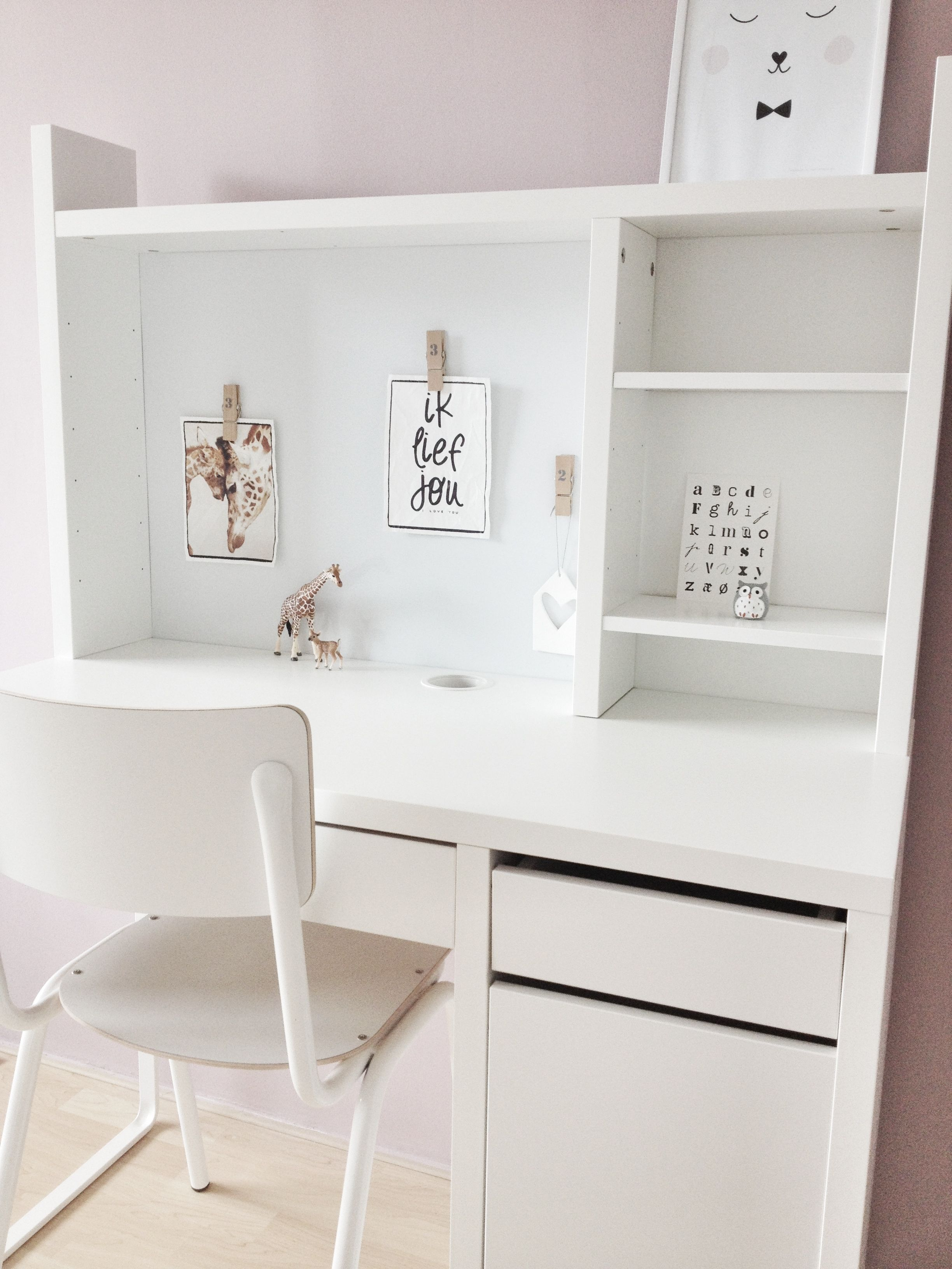Girlsroom Our Home Harten8 Bedroom Desk Decor Bedroom Desk