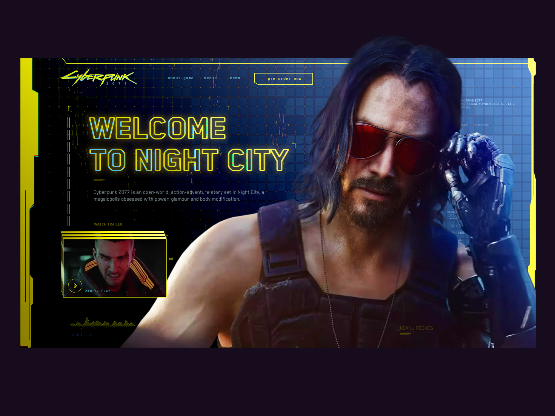 Cyberpunk 2077 Cyberpunk 2077 Cyberpunk Night City