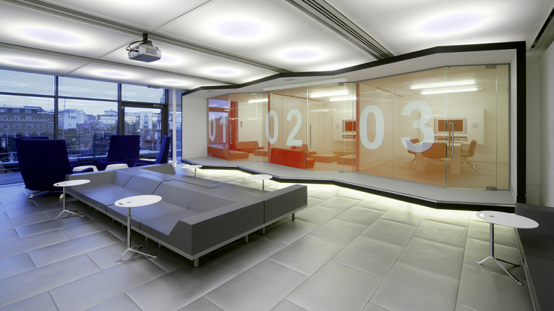 Best 15 Modern Office Design Ideas, Red Bull #PatternPod #Office ...