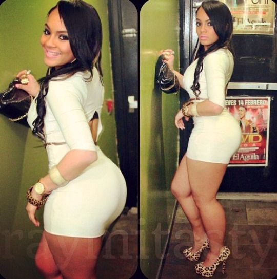 Sexy thick dominican girls