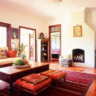 Maroccan Style Indian Living Rooms Indian Interior Design Small House Interior