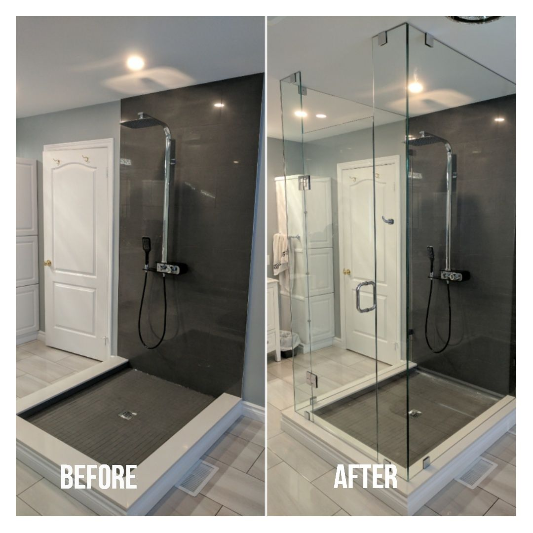 Choose a shower doors in mississauga that perfectly fits and frameless shower enclosures and doors mississauga planetlyrics Images