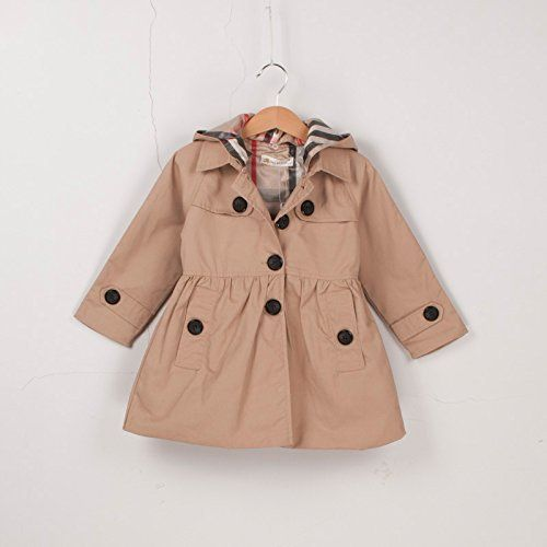 da16b3a2684f EGELEXY-Baby-Girls-Hooded-Jacket-Kids-Outerwear-Toddler-Trench ...
