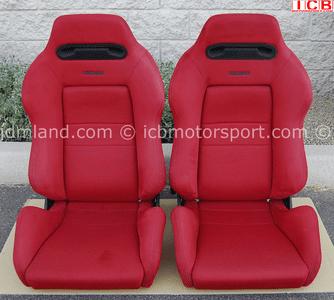 Used Honda Ek9 Civic Type R Red Recaro Seats Sold Recaro Civic Eg Civic