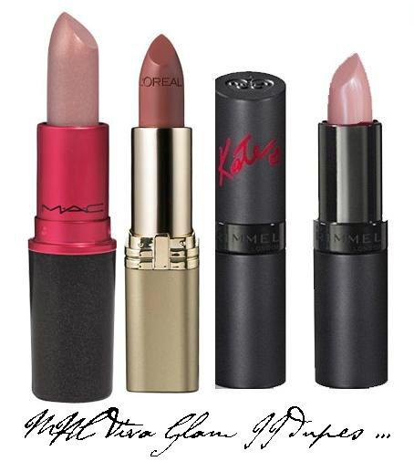 MAC Viva Glam II Dupes L'oreal Colour Riche in Fairest ...  Mac