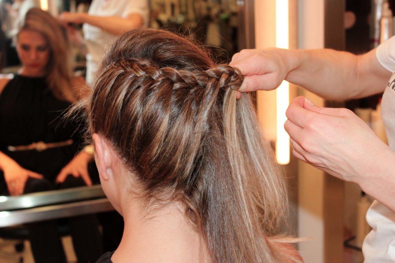 Peinados recogidos faciles con rulos para poder pedirle al peluquero