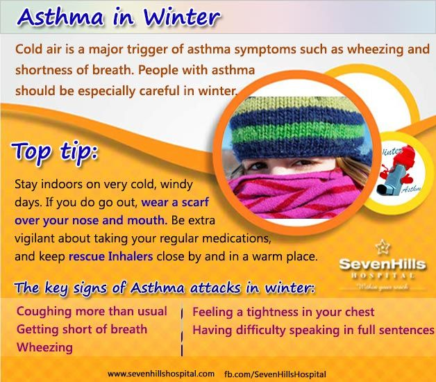 Asthma in Winter #Asthma #Winter #Asthma_in_Winter ...