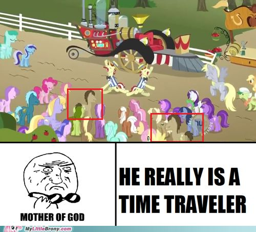 Doctor Whooves Was there ever any doubt?