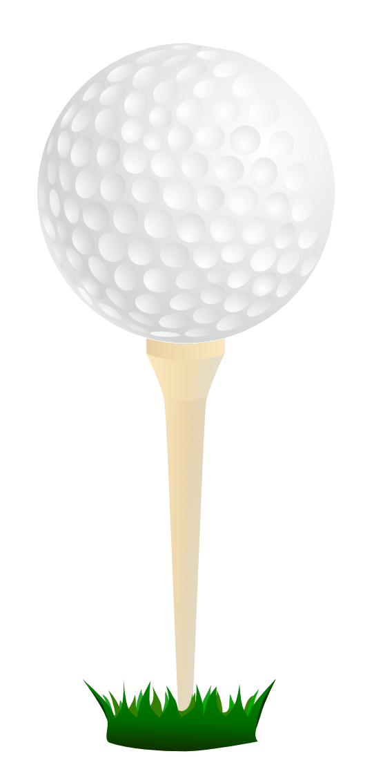 golf clip art free golf ball on a tee clip art golf pinterest