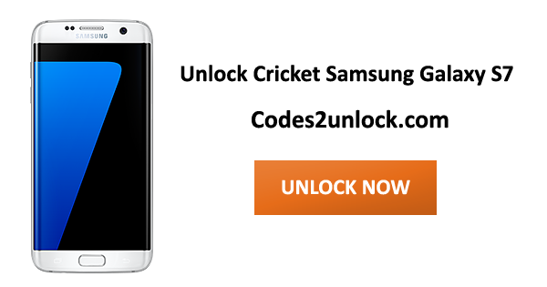 How To Carrier Unlock Your Cricket Samsung Galaxy S7 By