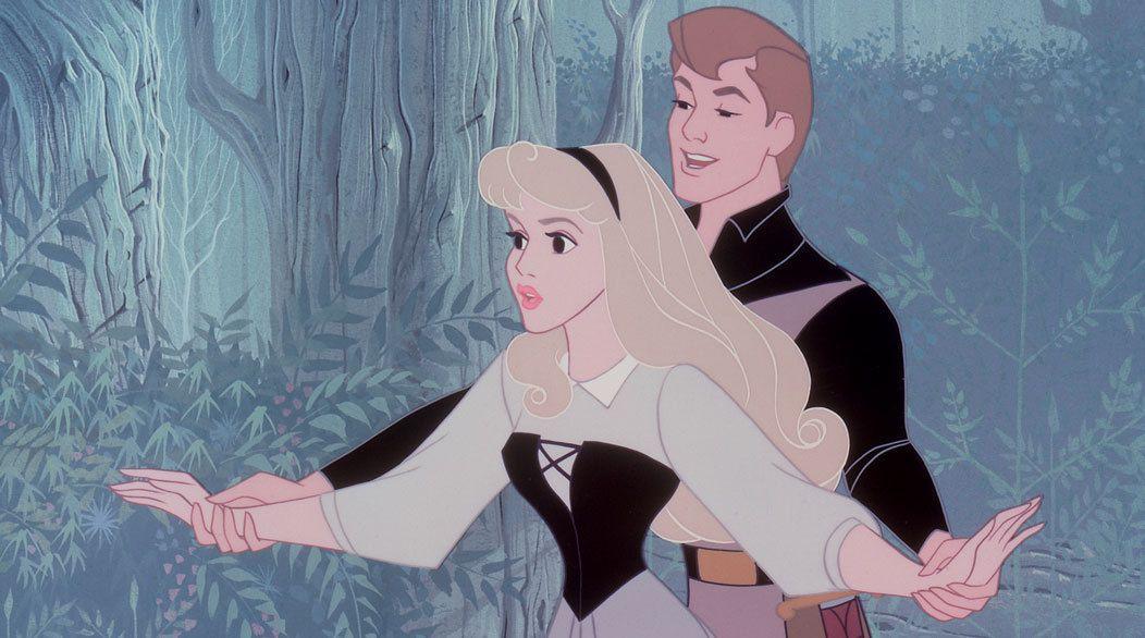 """Es war einmal...die wunderschöne Prinzessin Aurora. Schau dir hier die schönsten Bilder von Aurora aus """"Dornröschen"""" an."""