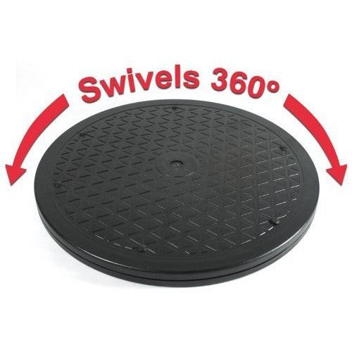 This 15 Inch Heavy Duty Swivel Turntable For Flat Screen TV Or Monitor Is  For Just About Any Purpose For Using A Turntable And Maybe Ways You Havenu0027t  ...