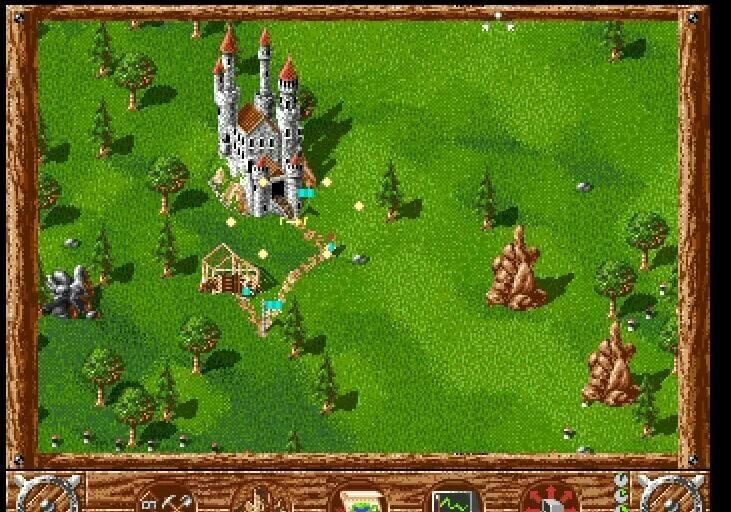 Settlers on the amiga, music is so much better !!   Misc