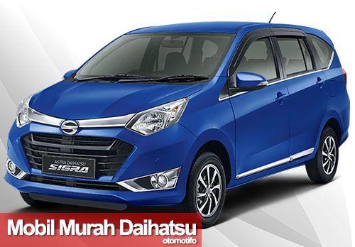 21 Harga Mobil Murah 100 Jutaan Terbaru 2020 Mobil Mpv Daihatsu