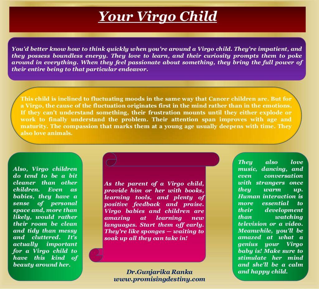 Your Virgo Child Sagittarius Aquarius Virgos Parentings Your Child Astrology