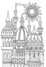 Beautiful Copycat Coloring Book Pretty Pictures To Copy And Complete Coloring Books Designs Coloring Books Cute Coloring Pages