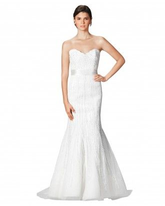 See The Flattering Details In Our Gallery Embellished Wedding Dress Wedding Dresses Dresses