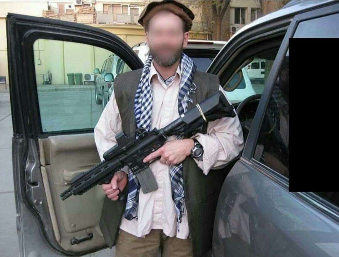 CIA Global response staff operator