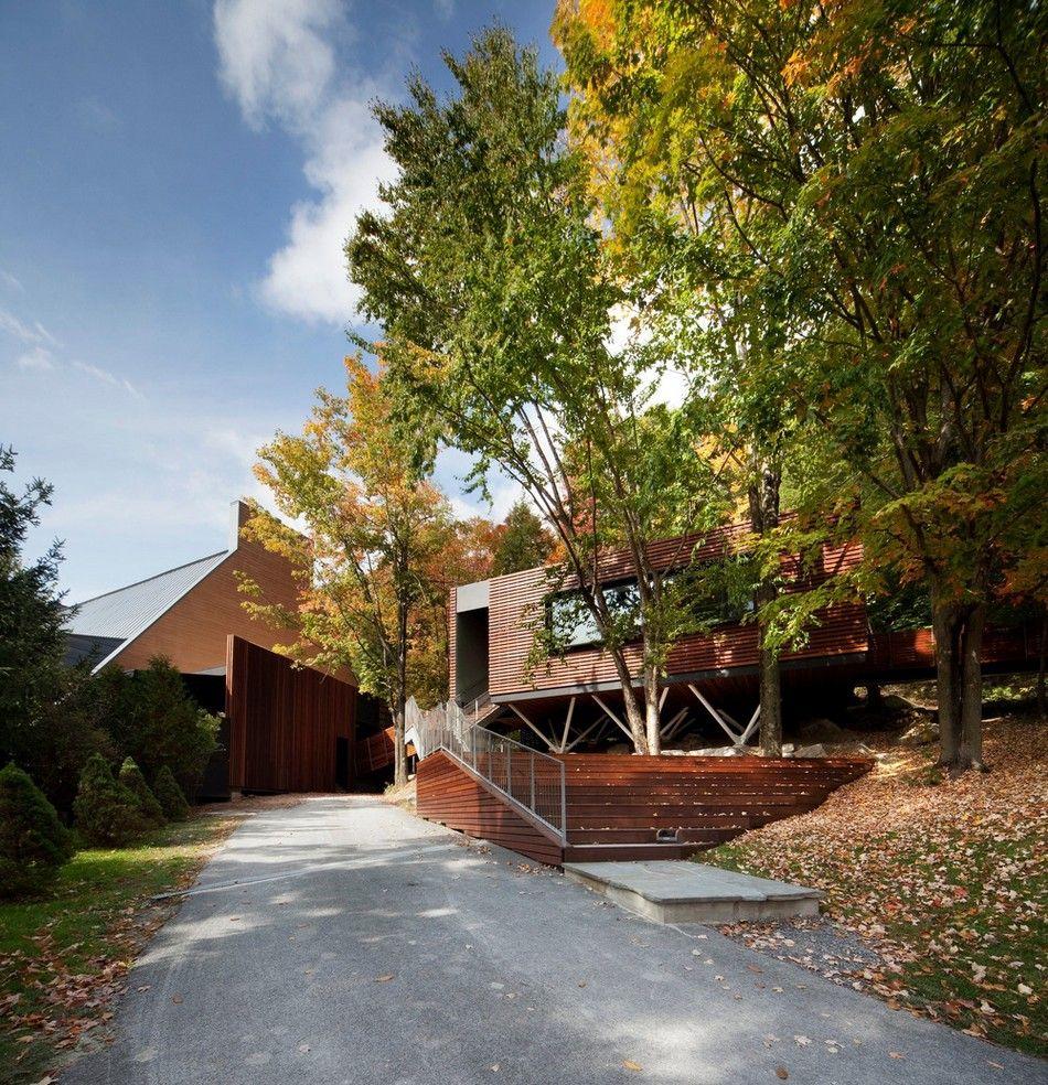 architecture modern pavilion