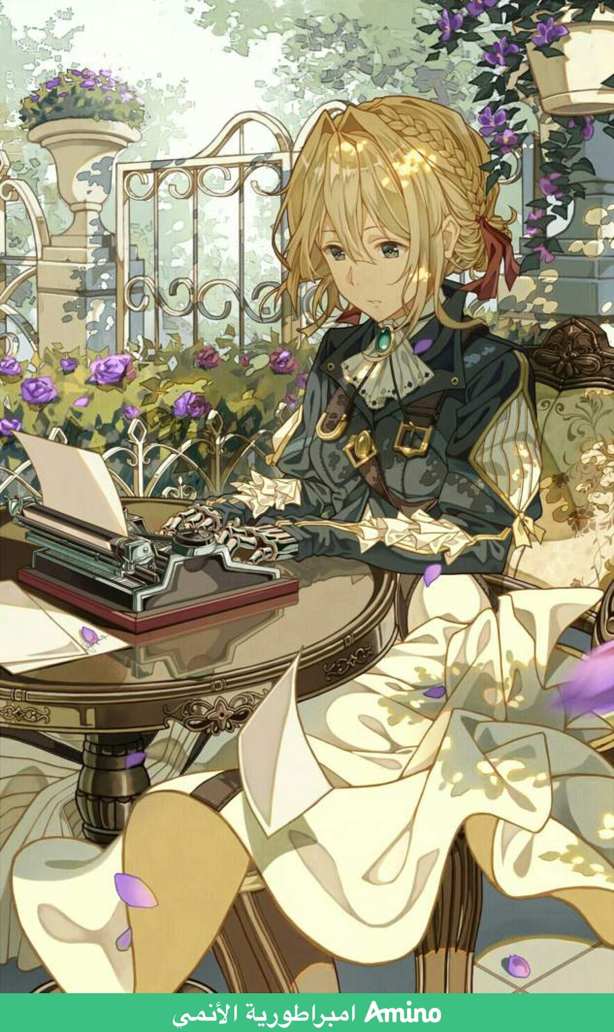 Pin by...... on Vailot Violet evergarden anime