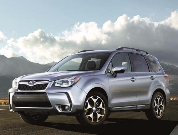 Modest But Meaningful Changes On The 2016 Subaru Forester That Rolls Into Dealers Later This Summer Includes New Starlink Sound Infotainment Systems And Two