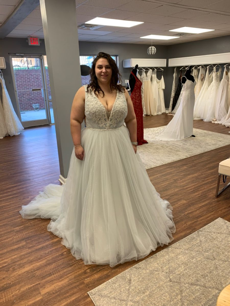 It was great helping you figure out the right dress for