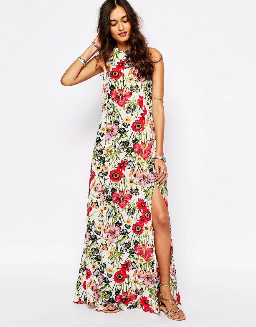 This is a beautiful floral maxi dress by Someday&-39-s Lovin ...