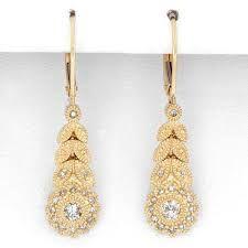 صور حلق مودرن احلي اشكال حلقان واقراط بنات ميكساتك Drop Earrings Jewelry Earrings