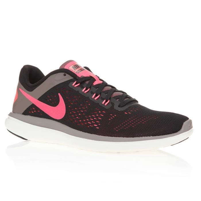 new styles 9b4bf 1bb8d Ladies Running Trainers Air Tech Shock Absorbing Fitness Gym Sports Shoes  Size 4 - 8 (LADIES UK SIZE 6, Black   Fuchsia)   Some cool womens trainers    ...