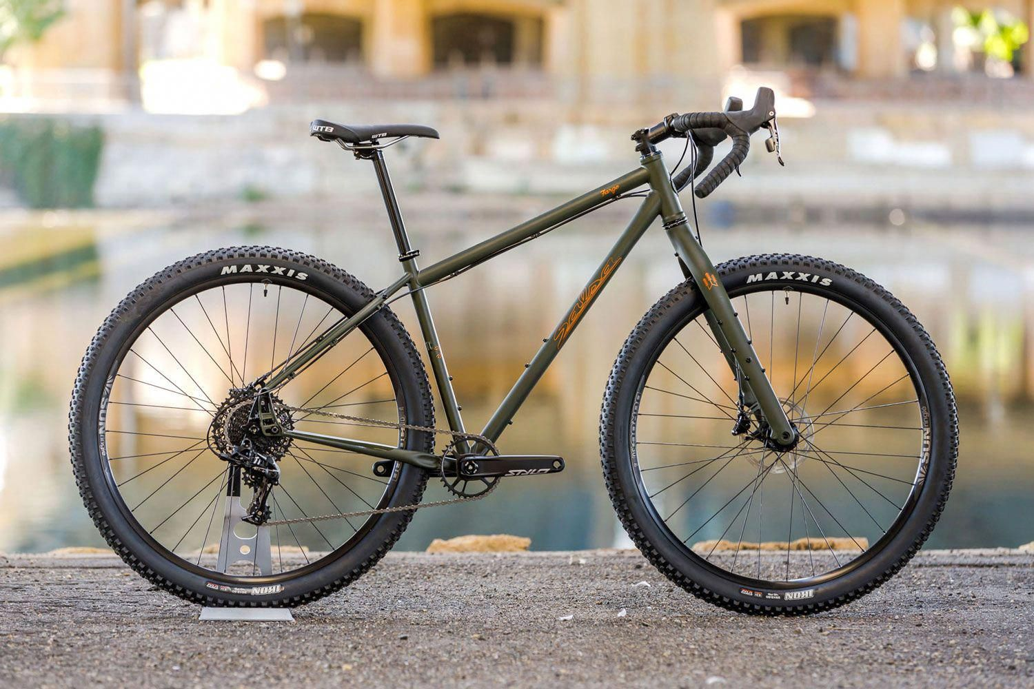 2019 Salsa Fargo 2 6 Tires Mountainbiketires Monster Bike