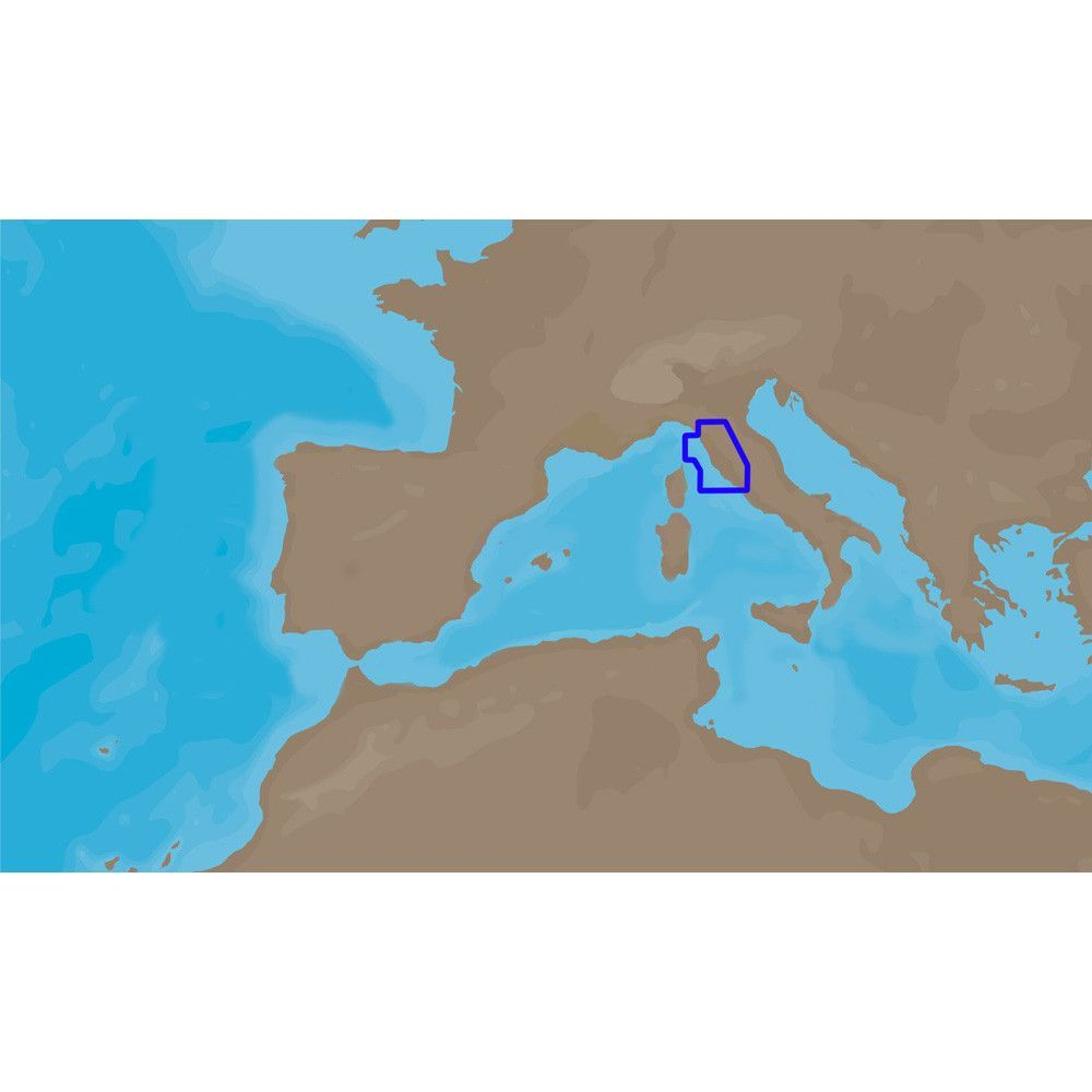 C-MAP NT+ EM-C950 - Marina di Carrara - C-Card