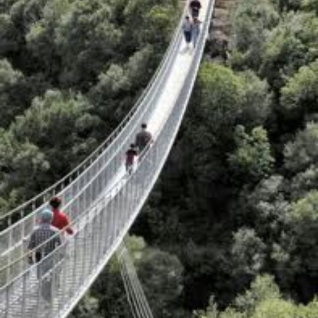 Nesher bridge, Israel