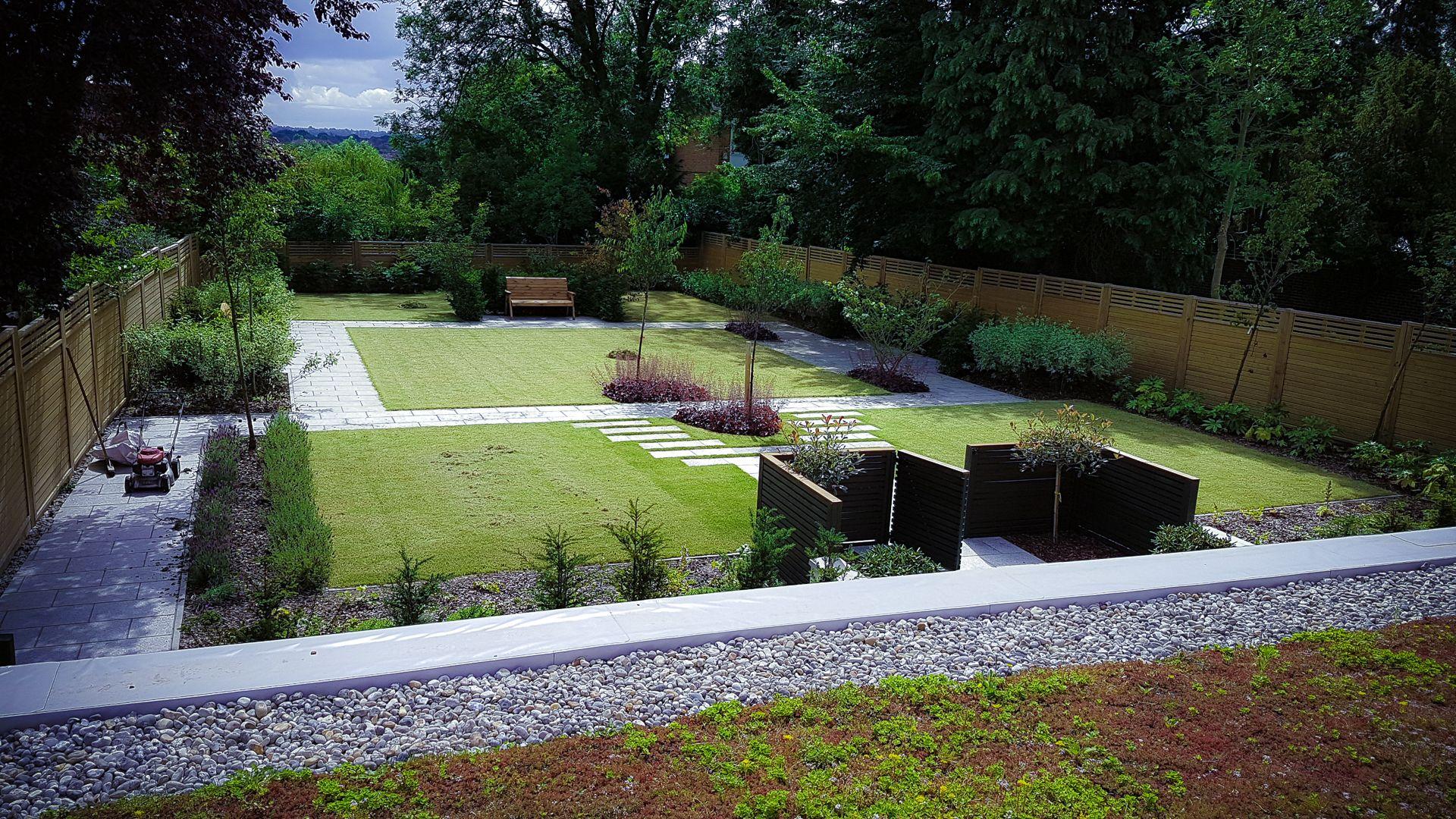 Apartment Garden Design - CONCEPT Landscape Architects ...