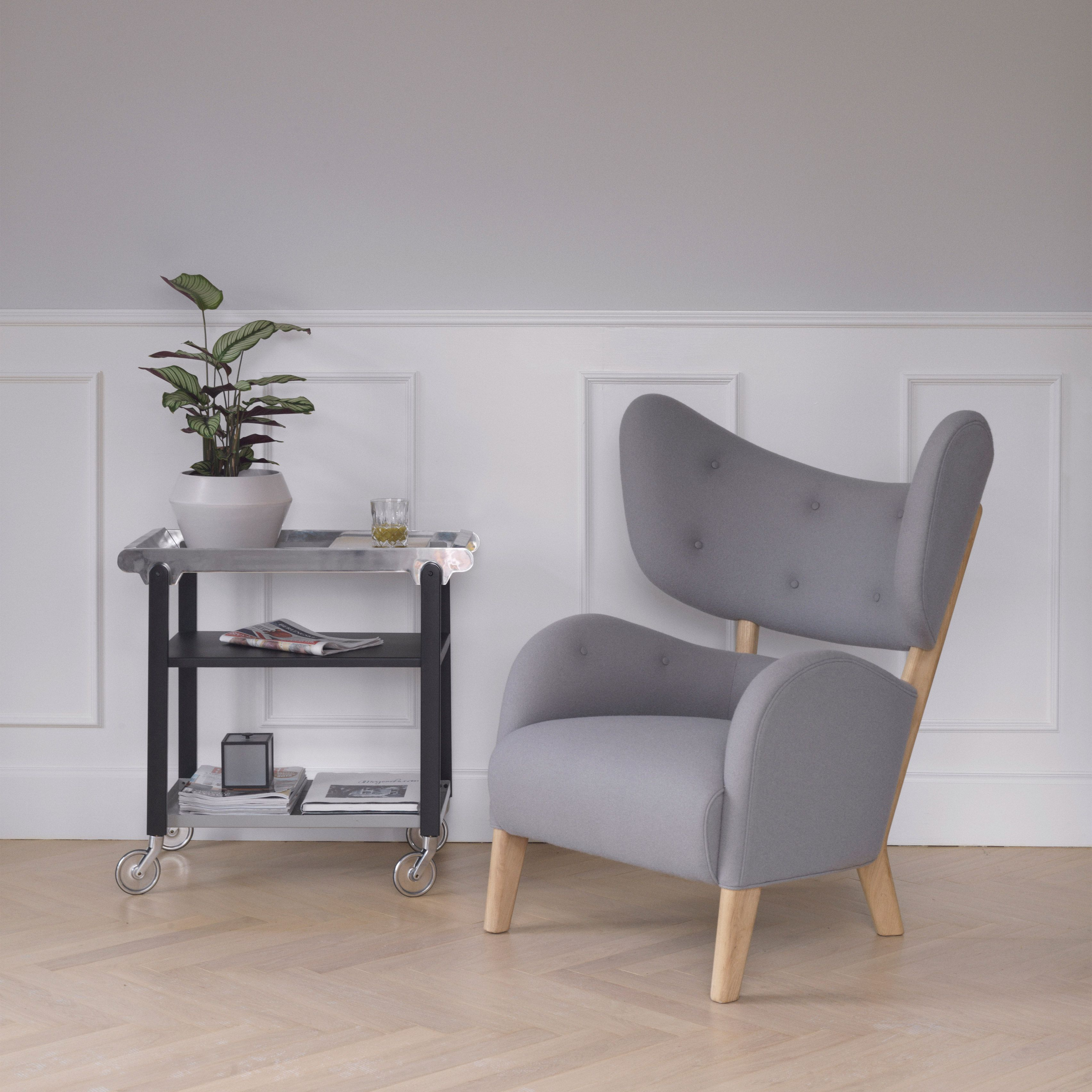 By Lassen releases new edition of one-off Flemming Lassen armchair