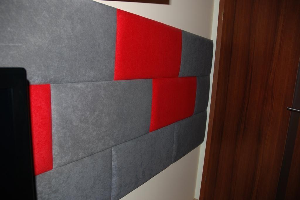Zagłówek Tapicerowany Modułowy 50x30 Remont