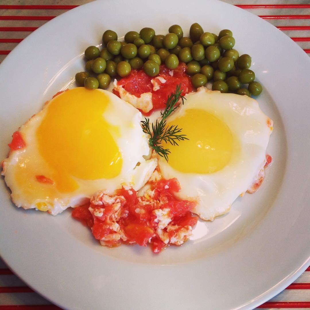 Можно ли есть жареное яйцо при диете