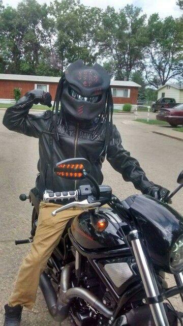Predator Helmet Biker Helmets