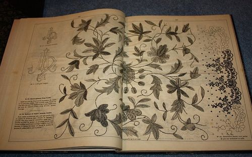victorian embroidery - Google Search